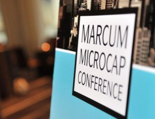 anthonyBarnum Sponsors Marcum's MicroCap Conference in New York City