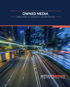 ePaper: Owned Media - Establishing a Content Ecosystem